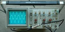 Tektronix 2215A 60MHz Oscilloscope, Calibrated, Tested, Two Probes, Power Cord