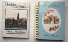 2 Southern Recipes Community Cookbooks Augusta GA Charleston SC Hardcover Spiral