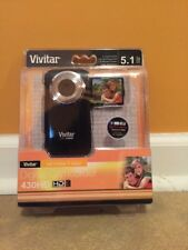 Vivitar Digital Camcorder 430HD 5.1 Mega Pixels (NEW)