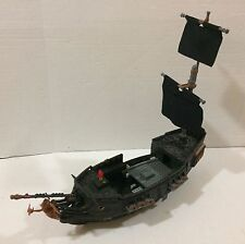 Mega Bloks 1017 Black Pearl Pirates of the Caribbean Dead Man's Chest HTF!