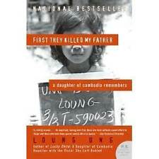 First They Killed My Father: A Daughter of Cambodia..., Like New, free postage