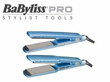 """BaByliss PRO Nano Titanium 1 1/4"""" Ionic Straightener & 1 3/4"""" Ionic Straightener"""
