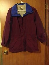 L.L. Bean Purple Jacket. Medium