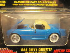 1998 RACING CHAMPIONS MINT Motor Trend 1954 Chevrolet Chevy Corvette Issue #155