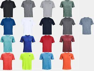 Under Armour Men's UA Tech 2.0 T-Shirt Athletic Training Tee 1326413 - New 2021