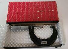 Starrett Micrometer 50mm 436mxfl