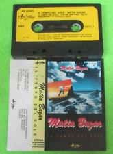 MC MATIA BAZAR Il tempo del sole 1980 italy ARISTON AR 20383 no cd lp dvd vhs