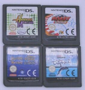 Nintendo JOBLOT GAMES MY PET DOLPHIN PIPPA FUNNELL DS, DSi, Lite, 3DS, 2DS,XL