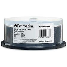 Verbatim 97334 50GB BD-R DL blank media F5C6