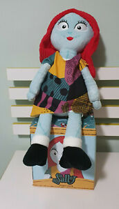 SCENTSY TOY NIGHTMARE BEFORE CHRISTMAS SALLY WITH BOX