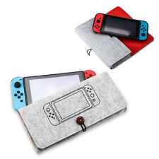 Portable Felt Pouch Carrying Travel Case For Nintendo Switch/Switch Lite Console