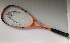 Head Palmer 140 Squash Racket- Liquid Metal- 140 Grams- Like New