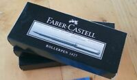 50 PENNE A SFERA FABER CASTELL INCHIOSTRO LIQUIDO NERO 0.4MM no bic small medium