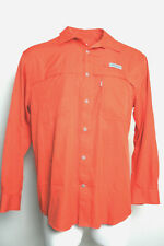 Field & Stream Large Long Sleeve Button Down Shirt