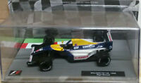 "DIE CAST "" WILLIAMS FW14B - 1992 NIGEL MANSELL "" SCALA 1/43"