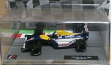 """DIE CAST """" WILLIAMS FW14B - 1992 NIGEL MANSELL """" SCALA 1/43"""