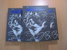 P1Harmony Disharmony: Break Out (2nd Mini Promo) with Autographed (Signed)