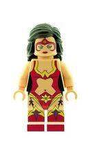 Design Personnalisé Figurine-Star Sapphire Super-Héros Imprimé sur LEGO Pièces