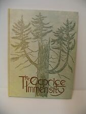 The Caprice Immensity by Gwen Frostic