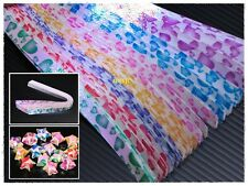 280 strips DIY Origami Paper Star Folding Kit Lucky Wishes Star Shiny Cute Heart
