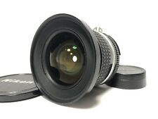 [Exc+5] Nikon NIKKOR 18mm F/3.5 Ai-s Ais Wide Angle MF Lens From Japan