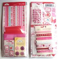 Doodlebug Sweetheart Cardmaker Kit - NEW