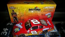 Dale Earnhardt Jr 2003 Daytona OREO Raced Version WIN 1/24 Action Diecast RARE