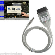 Mini VCI Diagnostic Cable Tool TIS Techstream v10.30.29 For Toyota Lexus Scion