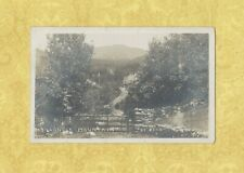 NH Monadnock Mountain 1908-29 RPPC real photo postcard by REED