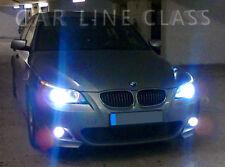 Pair D1S Xenon Hid 8000K Bulbs Headlight Low Beam BMW 5 Series E60 E61 2005-2010
