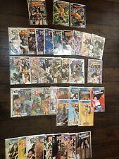 New listing Dc Comics -( Wonder Woman )- Lot Of 129 Comics