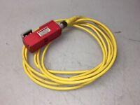 STI Safety Interlock Switch w/ Key, T2007, 44521-1062, 10' MIN CABLE LENGTH Used