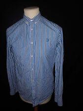 chemise BEN SHERMAN Bleu Taille S à - 59%
