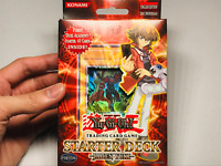 Yugioh! Starter Deck: Jaden Yuki! SEALED! 1st Edition! Mint from Display Case!