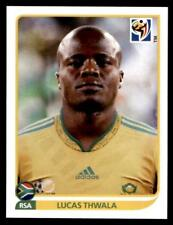 Panini World Cup 2010 - Lucas Thwala South Africa No. 37