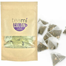 Detox Teami 30 Day Colon Cleanse Metabolism Tea Weight Loss Tea Skinny Tummy Fit