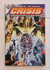 Dc Crisis on Multiple Earths Tpb by Fox and Sekowsky
