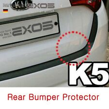(fit: KIA Optima K5 2011/12) exos Rear Bumper Protector DECAL black