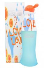 MOSCHINO CHEAP & CHIC I LOVE LOVE eau de toilette 100ML SPRAY-WOMEN 'S. nuevo