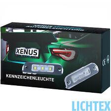 LED Kennzeichenbeleuchtung für Mercedes ML W164 GL X164 R W251 Umrüst-Satz 6000K