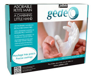 Pebeo Charming Little Hand Moulding & Casting Set