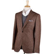 NWT $1495 BOGLIOLI Houndstooth Check Soft Alpaca-Wool Sport Coat 38 R (Eu 48)