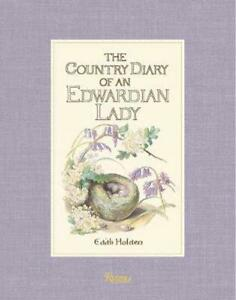 The Country Diary of an Edwardian Lady by Edith Holden (English) Hardcover Book