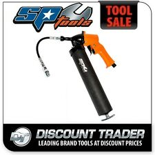 SP Tools Pneumatic Single Shot Or Continuous Grease Gun - SP65111
