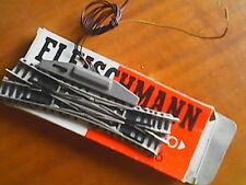 Fleischmann x N  scambio/incrocio elettrico sx