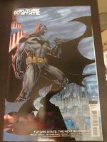 Future State Next Batman #4 Jim Lee Williams Variant DC Comics 1st Print 2021 NM