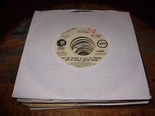 "UNIVERSAL JONES we all know a lot of things ( jazz ) 7""/45 PROMO"