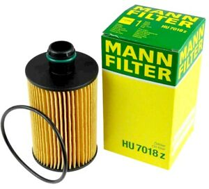 Mann-filter Oil Filter HU7018Z fits JEEP GRAND CHEROKEE WK2,WK 3.0 CRD V6 4x4