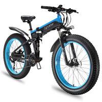 Electric bike XF690 1000W 48V electric mountain bike 4.0 fat tire Electric Bike