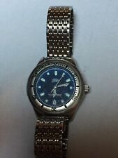ANIMAL DIVERS WATCH 100m Screw In Crown Rotating Bezel Day Date Time To Ride